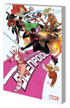 UNBELIEVABLE GWENPOOL TP VOL 04 BEYOND FOURTH WALL