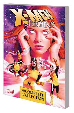 X-MEN ORIGINS COMPLETE COLLECTION TP