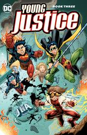 YOUNG JUSTICE TP BOOK 03