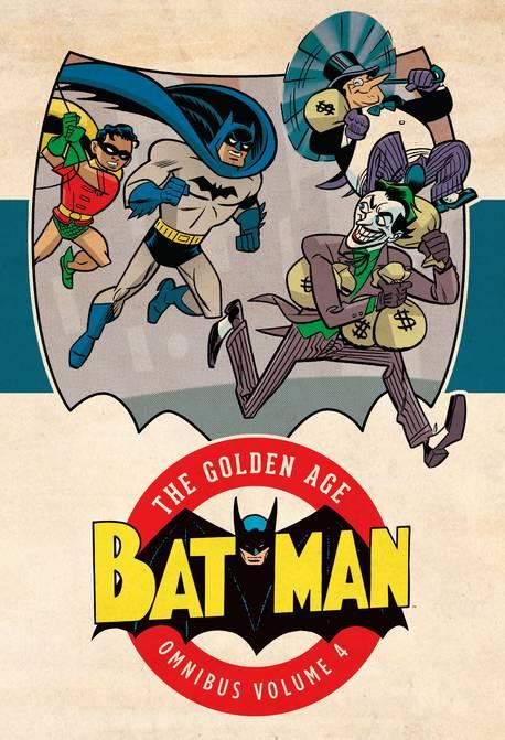 BATMAN THE GOLDEN AGE OMNIBUS HC VOL 04