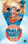 BATMAN & SUPERMAN IN WORLDS FINEST THE SILVER AGE VOL 02