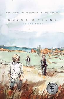 GRASS KINGS HC VOL 03