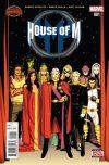 HOUSE OF M #1 BLANK VAR