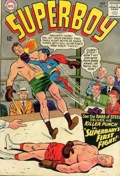 Superboy #124 (F-)