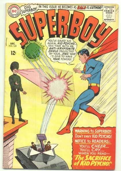 Superboy #125 (F-)