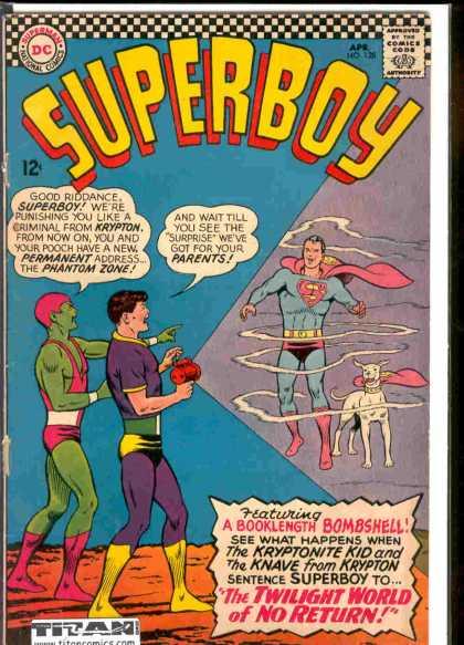 Superboy #128 (VG/F)