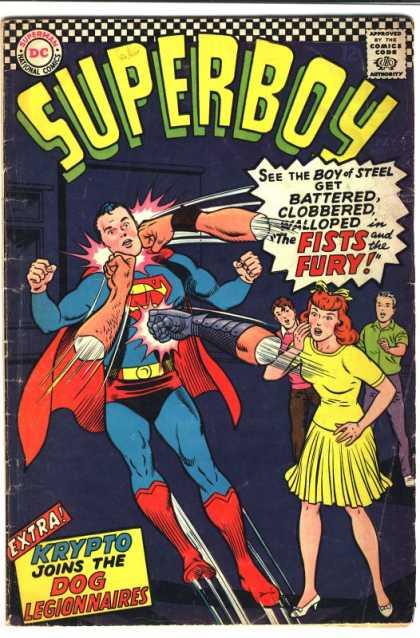Superboy #131 (VG-)
