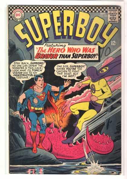 Superboy #132 (VG/F)