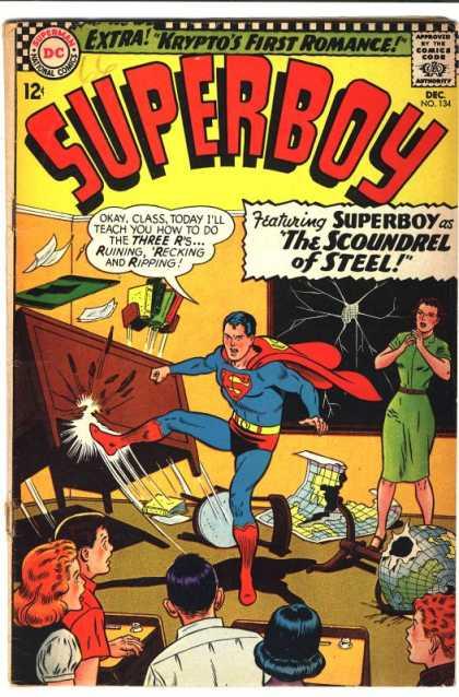 Superboy #134 (F)