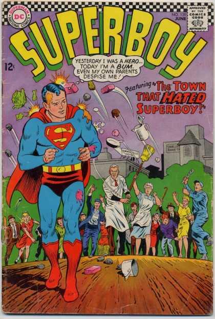 Superboy #139 (F+)