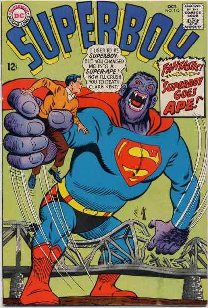 Superboy #142 (F+)