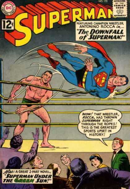 Superman #155 (F-)
