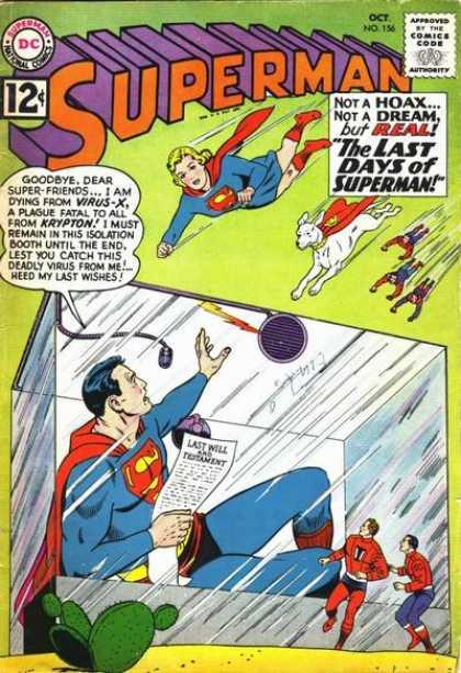 Superman #156 (F-)