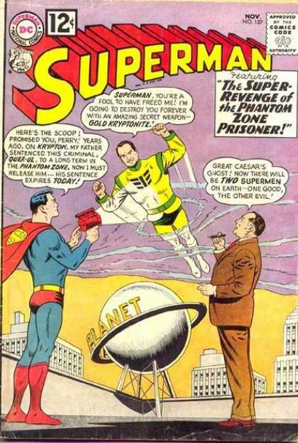 Superman #157 (F-)