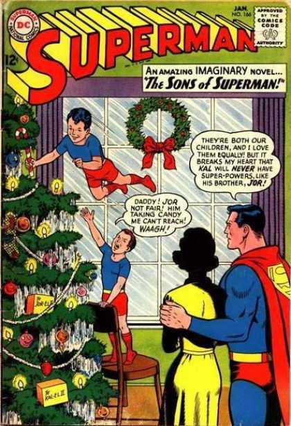 Superman #166 (F+)