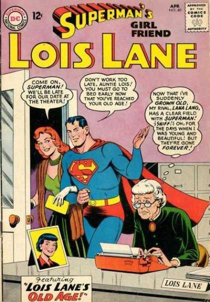 Lois Lane # 40 (VG/F)