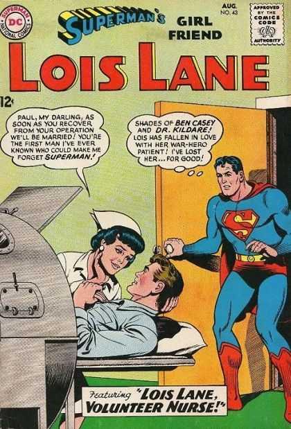 Lois Lane # 43 (VG/F)