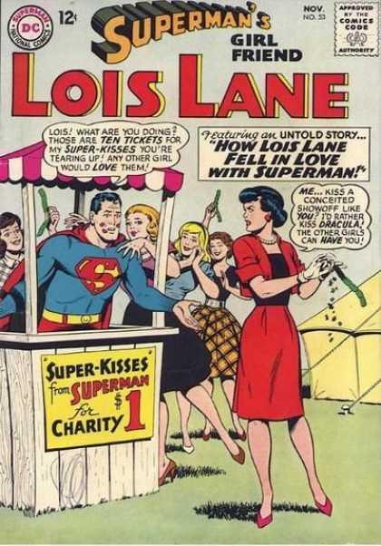 Lois Lane # 53 (VG/F)