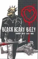 BLACK HEART BILLY COLOR ED TP