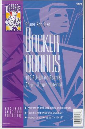 Silver Age Boards (100)