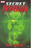 SECRET INVASION TP FRONT LINE