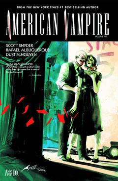 AMERICAN VAMPIRE TP VOL 05