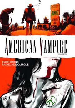 AMERICAN VAMPIRE HC VOL 07 ***OOP***