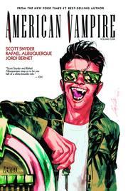 AMERICAN VAMPIRE TP VOL 04