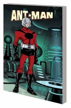 MARVEL UNIVERSE ANT-MAN DIGEST TP
