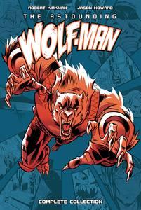 ASTOUNDING WOLF-MAN COMP COLL HC