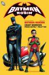 BATMAN AND ROBIN DELUXE HC VOL 01 BATMAN REBORN ***OOP***