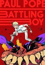BATTLING BOY GN VOL 01