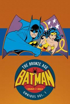 BATMAN BRAVE & THE BOLD BRONZE AGE OMNIBUS HC