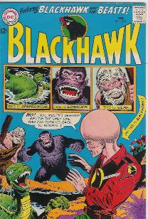 Blackhawk #205-249 (1965)