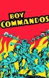 BOY COMMANDOS BY JOE SIMON AND JACK KIRBY HC
