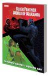 BLACK PANTHER WORLD OF WAKANDA TP VOL 01