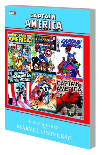 captain america off index to marvel universe gn tp cheap comics com cheap comics com