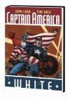 CAPTAIN AMERICA HC WHITE