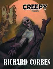 CREEPY PRESENTS RICHARD CORBEN HC ***OOP***