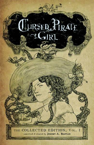 CURSED PIRATE GIRL TP