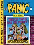EC ARCHIVES PANIC HC VOL 01