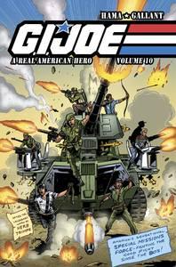 GI JOE A REAL AMERICAN HERO TP VOL 10