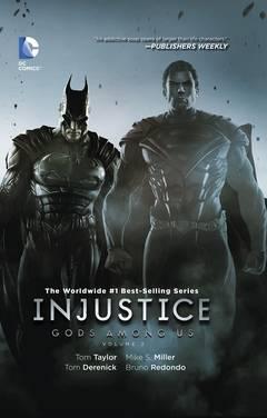 INJUSTICE GODS AMONG US TP VOL 02