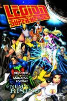 LEGION OF SUPER HEROES ENEMY RISING HC