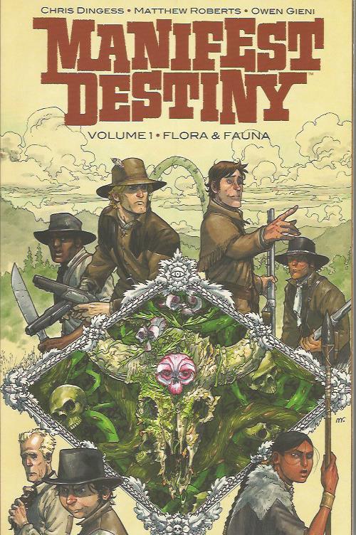 MANIFEST DESTINY TP VOL 01