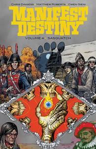 MANIFEST DESTINY TP VOL 04 SASQUATCH