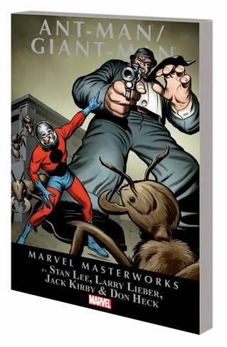 MMW ANT-MAN GIANT-MAN TP VOL 01 ***OOP***