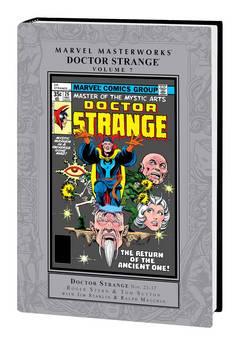 MMW DOCTOR STRANGE HC VOL 07