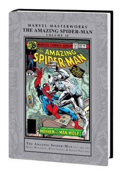 MMW AMAZING SPIDER-MAN HC VOL 18