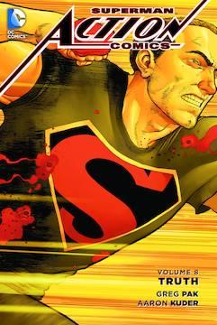 SUPERMAN ACTION COMICS TP VOL 08 TRUTH